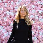 Blumenwand mieten - Melina Alt